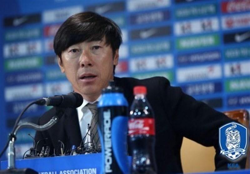 'We've Finished Analysis on Iran', S. Korea Coach Shin Tae-yong Says