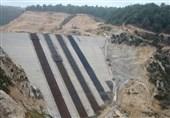 آبگیری سد گلورد نکا پس از نیم قرن/ تامین آب شرب و کشاورزی مردم شرق مازندران