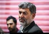 حضور شعبانعلی رمضانیان رئیس سازمان بسیج فرهنگیان در خبرگزاری تسنیم