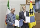 امضای تفاهمنامه همکاری بین باشگاههای سپاهان و گسترش فولاد
