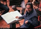 تمرین ارکستر سمفونیک ریکاردو موتی