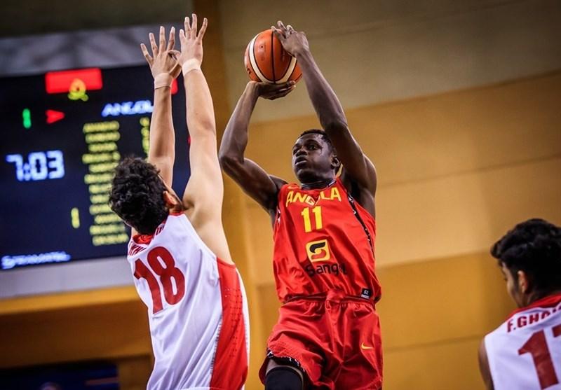 Iran Beaten by Angola at FIBA U-19 World Cup