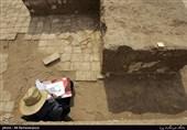 نخستین شیشه کشف شده ایران در معبدی 3200ساله /فواید سینکروترون در آزمایشات محیط زیست و باستان شناسی