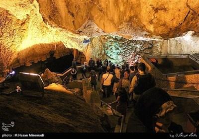 علیصدر؛ ایران کے شہر ہمدان میں دنیا کا عجیب ترین غار