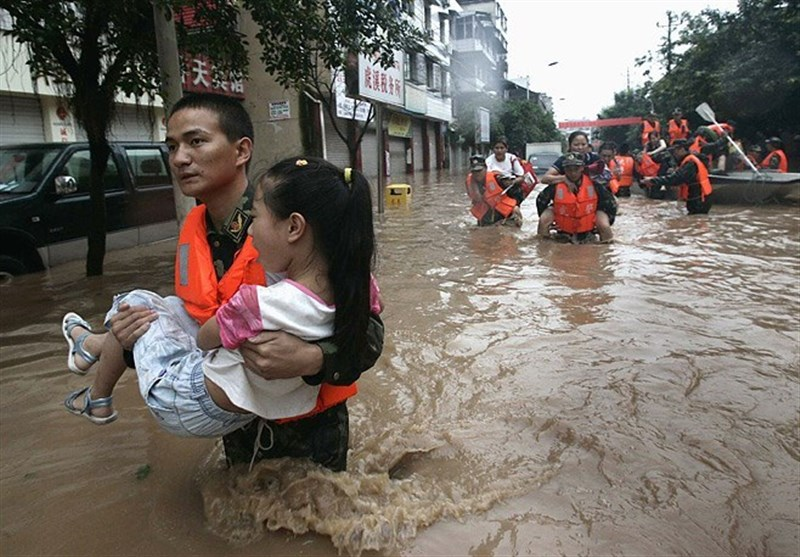 Iran Sympathizes with China over Fatal Floods
