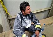 اتاق کنترل نیروگاه حرارتی تبریز