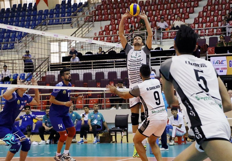 Iran's Sarmayeh Bank to Face Toyoda at Asian Club Volleyball Championship Final