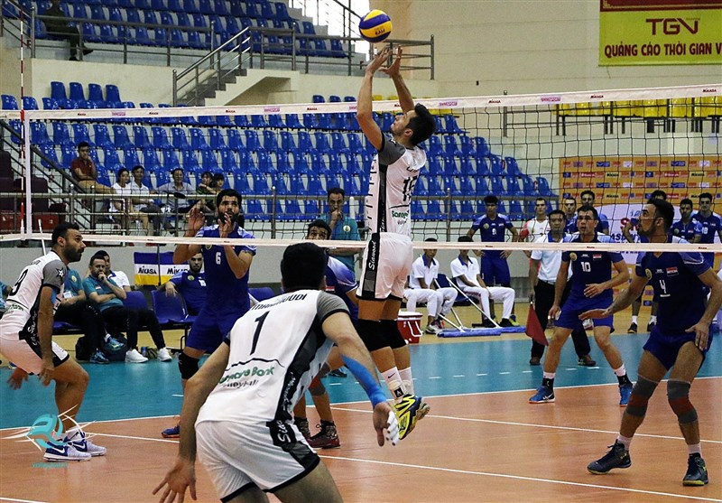 Sarmayeh Bank Wins Asian Club Volleyball Championship