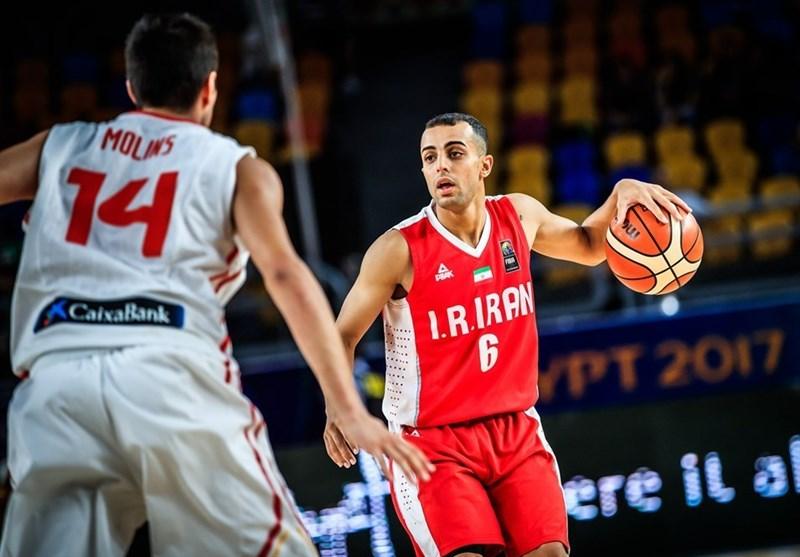 Iran Loses to Spain at FIBA U-19 World Cup