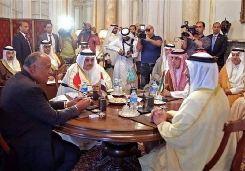 اجتماع دول الحصار