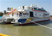 راهاندازی مجدد خط مسافربری دوبی -بندر لنگه