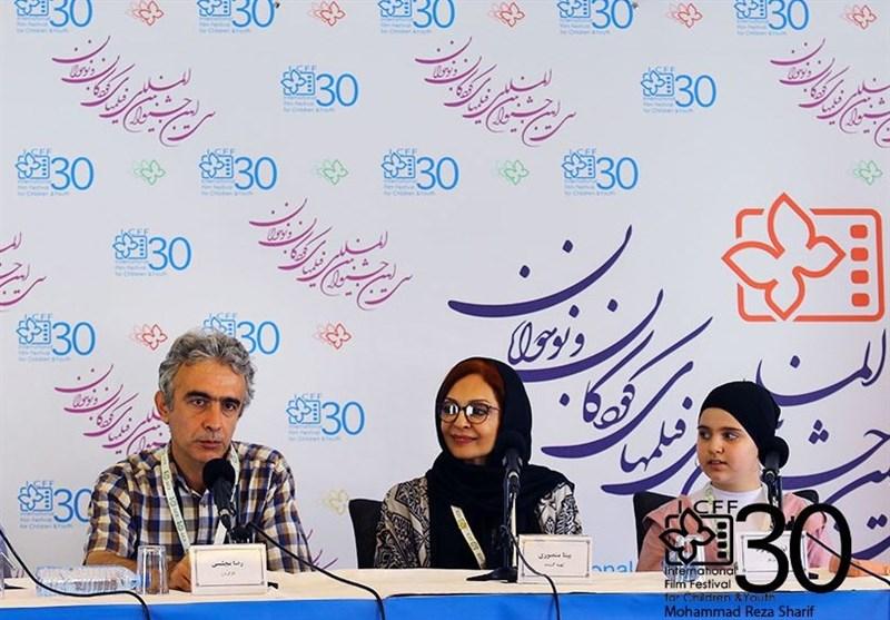 رضا مجلسی: فیلم «کاتی و ستاره» مخاطب کودک را پس نمیزند