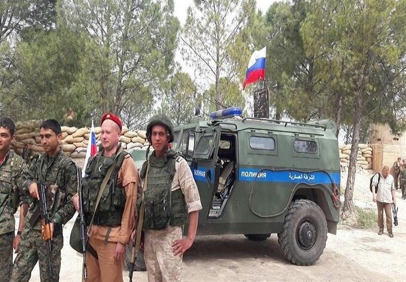 İran-Rus Heyetinin Afrin İncelemesi