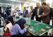 بازدید فتاح رئیس کمیته امداد امام خمینی (ره) از آسایشگاه خیریه کهریزک