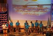 آئین تجلیل از قهرمانان و مدالآوران المپیک، جهانی، آسیایی و هیئتهای ورزشی برتر کشور-ارومیه