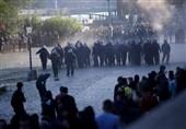 درگیری پلیس آلمان با معترضان نشست گروه 20 در هامبورگ