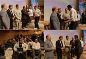 مدالآوران المپیک، جهانی، آسیایی و هیئتهای ورزشی برتر در ارومیه تجلیل شدند+تصاویر و فیلم