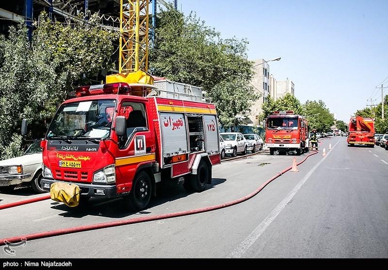 آتشنشانی بندرعباس رتبه نخست بهرهمندی از خودروهای بالابر را دارد