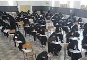آزمون ورودی سطح 3 حوزههای علمیه خواهران استان بوشهر برگزار شد