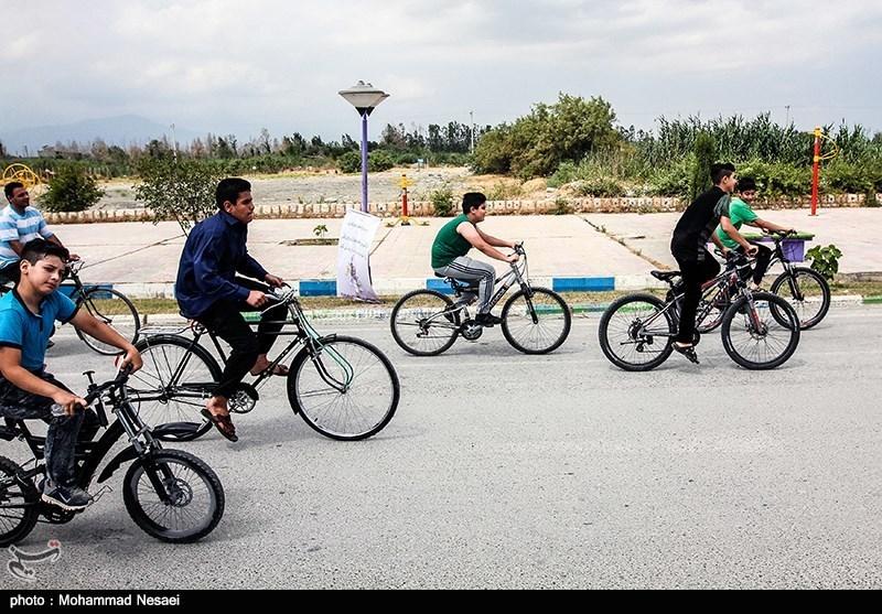 فرهنگ استفاده از دوچرخه در همدان نهادینه شود