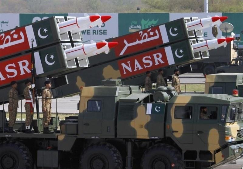 پاکستان موشک کوتاهبُرد با قابلیت حمل کلاهک هستهای را آزمایش کرد+ فیلم