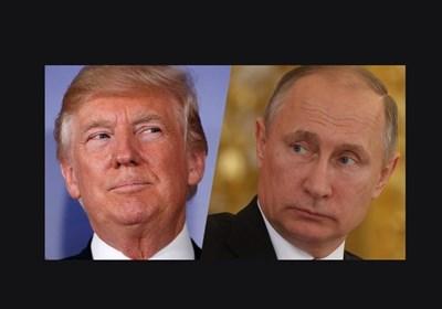 گفت وگوی تلفنی پوتین و ترامپ درباره سوریه