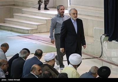 صالحی رئیس سازمان انرژی اتمی