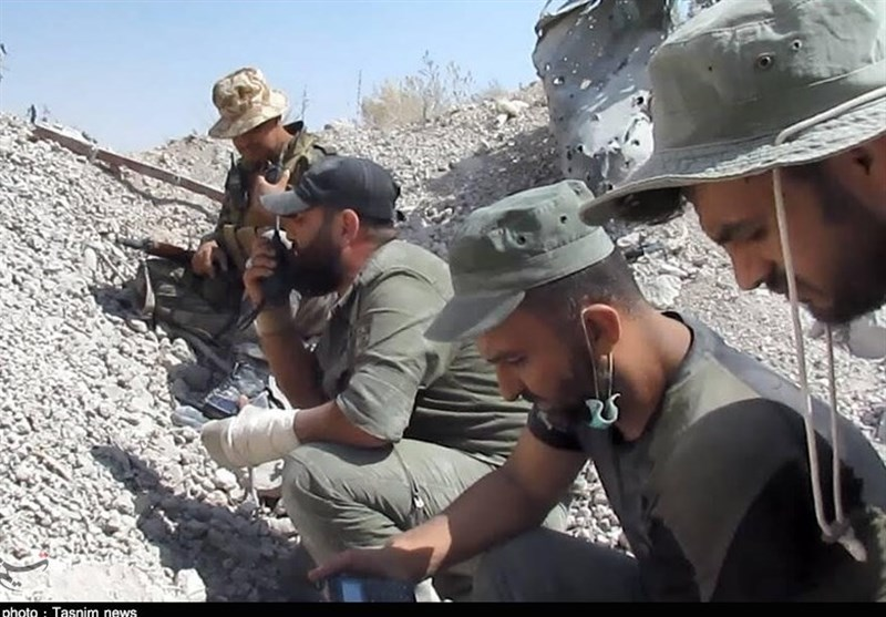 Syrian Forces Inflict Heavy Casualties on Terrorists East of Damascus (+Photos)