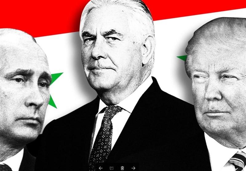 راهبرد ترامپ در سوریه شامل همکاری با روسیه و ابقای بشار اسد است