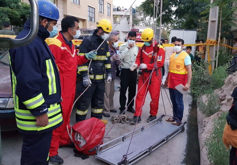 کشف جسد در امیرآباد ورامین