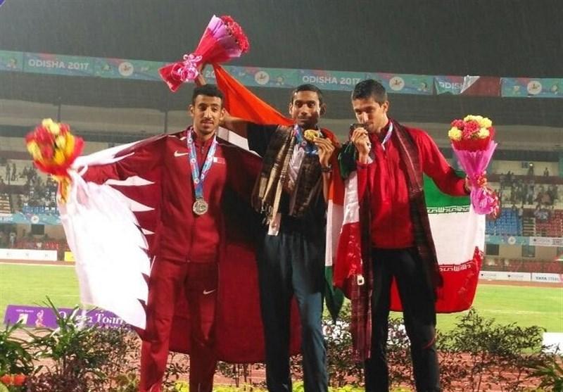 Iran's Niadoost Wins Bronze at Asian Athletics Championships