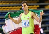 Asian Indoor Athletics Championships: Taftian Seizes Iran's Second Gold
