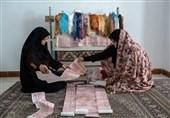 بسیج سازندگی تسهیلات کمبهره برای رونق مشاغل خانگی در اردبیل پرداخت میکند