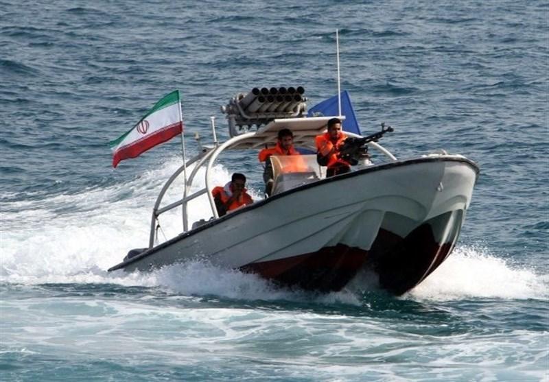 ایرانی کوسٹ گارڈز