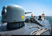 Iran Holds Caspian Naval Exercise
