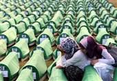 خبرنگار تسنیم قتل عام مسلمانان اروپا را از «جاده مرگ» گزارش میکند+عکس