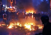 Anti-G20 Activists Riot Overnight in Hamburg