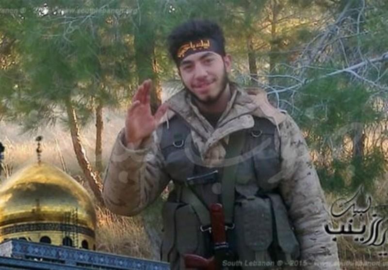 شهید لبنانی حسین حسن جواد