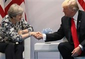 Trump, May Discuss JCPOA over Phone