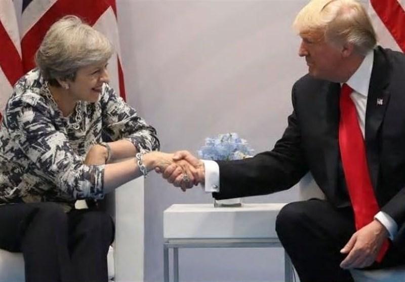 سفر ترامپ به بریتانیا یک سال به تعویق افتاد