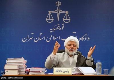 اولین جلسه محاکمه همدستان بابک زنجانی در شعبه 28 دادگاه انقلاب