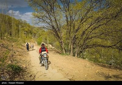 """""""گمشدہ بہشت""""؛ ایران کے صوبہ فارس میں دلنشین نظاروں کا حامل تفریحی مقام"""