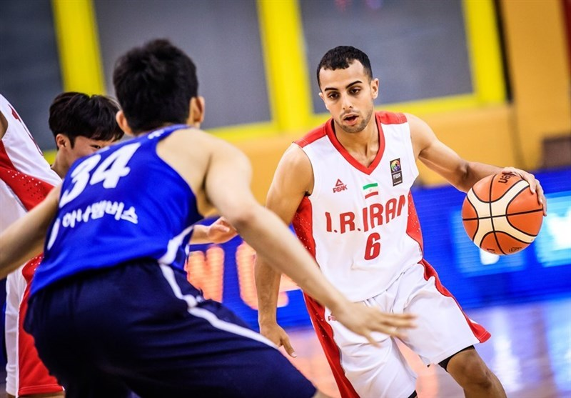 FIBA U-19 World Cup: Iran Beaten by S. Korea