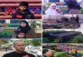 غزه/کشاورزی پشت بام/کنار خبر