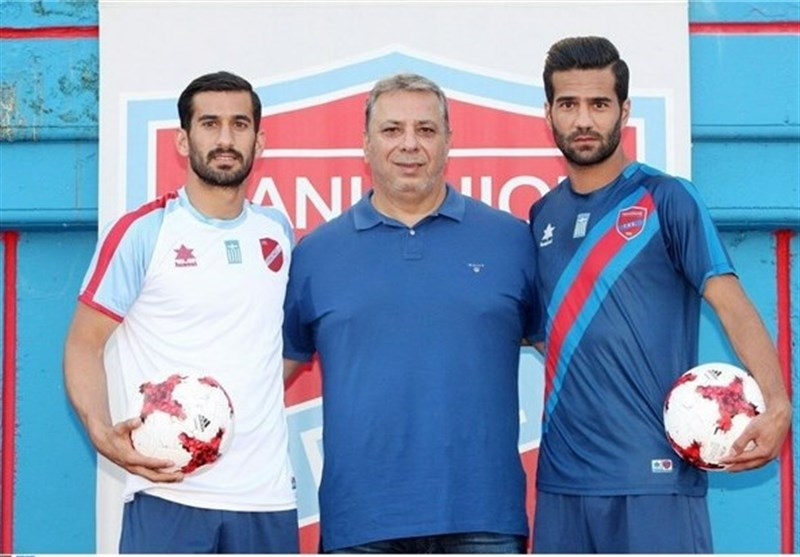 Iran's Masoud Shojaei Extends Contract with Panionios