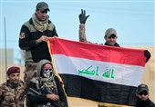 قوة خاصة عراقیة تصل إلى ضفة نهر دجلة بالمدینة القدیمة فی الموصل