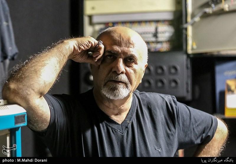 بهروز غریب پور کارگردان تئاتر