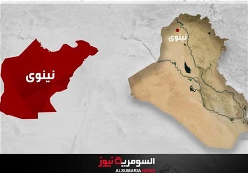 التلفزیون الرسمی العراقی یعلن تحریر مدینة الموصل بالکامل