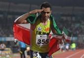Iran's Keyhani Claims Gold at Asian Indoor Athletics Championships