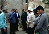 بیش از 100 بسیجی بنابی عازم اردوهای جهادی و سازندگی شدند